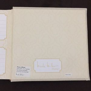 Nicole Miller Bridal Other Nicole Miller Home Mr Mrs Photo Album